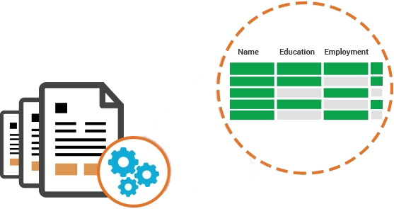 cv automation the highest accuracy cv parsing solution